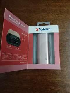 全新 Verbatim Power Pack 5200 mAh