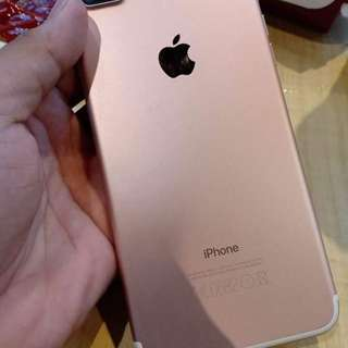 128GB iPhone 7 Plus - Rose Gold