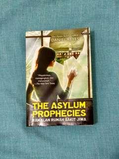 The Asylum Prophecies (Ramalan Rumah Sakit Jiwa) oleh Daniel Keyes