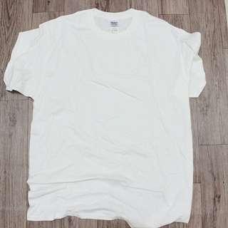 #mausupreme kaos gildan putih XXL