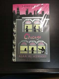 BN Fiction Book - 'Chicago'