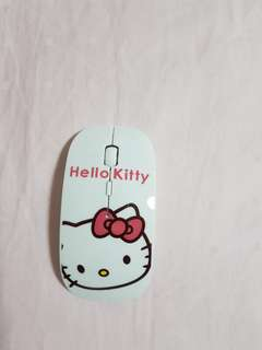 Hello Kitty mouse +mat BN