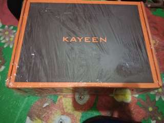 Kayeen Black Bag