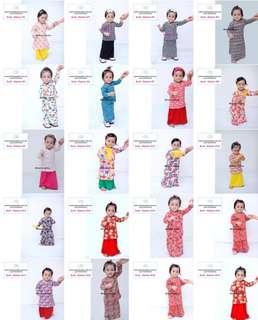 Baju kurung budak / baju kurung kids / baju kurung baby