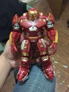 Iron Man Hulk buster action figure