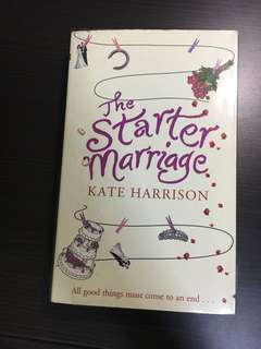 BN Fiction Book - 'The Starter Marriage'