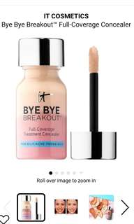IT Cosmetics ByeBye Breakout Concealer