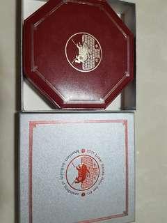 2011 lunar series coin set