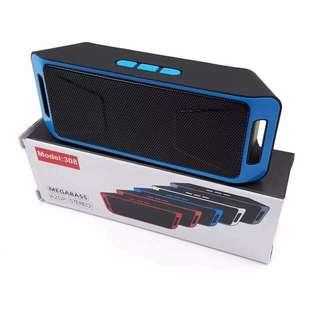 Bluetooth speaker 🔊