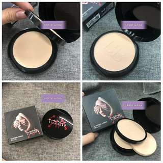 SIA MAC VIVA GLAM DOUBLE FACE POWDER