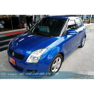 2009年SUZUKI SWIFT 1.5 頂級女用小車