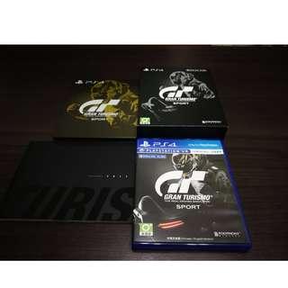 🚚 PS4 GTS 跑車浪漫旅 鐵盒限定版