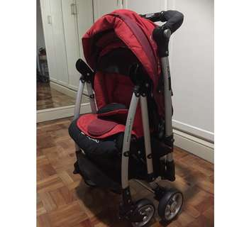 CAPELLA BABY STROLLER (LIKE NEW!)