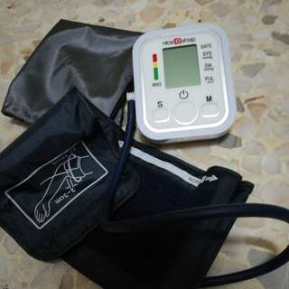 In stock. Blood Pressure Monitor