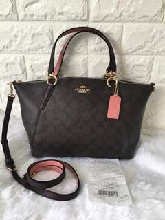 Authentic Coach Small Kelsey Two-Way