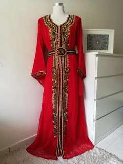 Dress arab Qatar