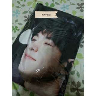 Infinite L Myungsoo - Photo Blanket (Fansite : Monchouchou)