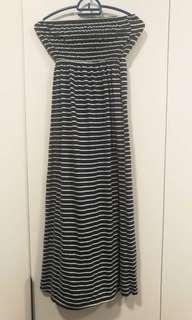Preloved Long Tube Dress