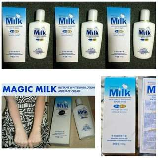 WHITHENING MILK MAGIC MILK