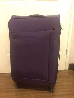 Original World Traveller Luggage Purple