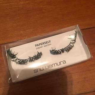 Shu uemura- paperself paper lashes Cupid angel 假眼睫毛
