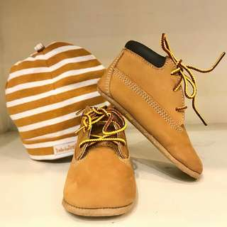 Authentic Timberland Shoes For Babies