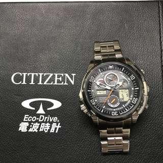 Citizen 電波時計 Eco Drive