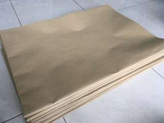 Kertas coklat 120x90 cm