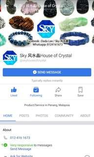 Sky House of Crystal