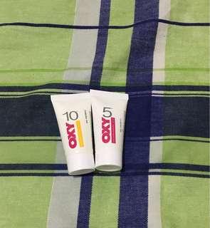 Oxy 5 & 10