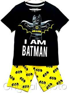 Kaos anak batman 1 -6