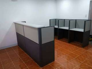 Office Partitions & Workstation