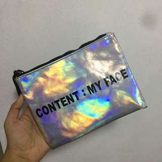 Hologram wallet