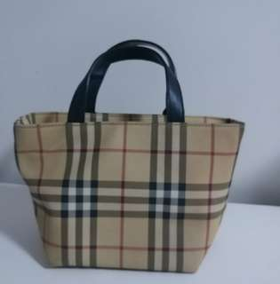 Burberry Bag(last call)
