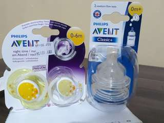 Philips Avent Orthodontic Pacifier Empeng Dot