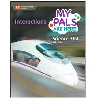 My Pals Are Here Interactions Science 3 & 4 3rd Edition