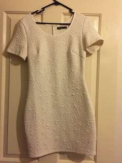 Paradisco White party dress