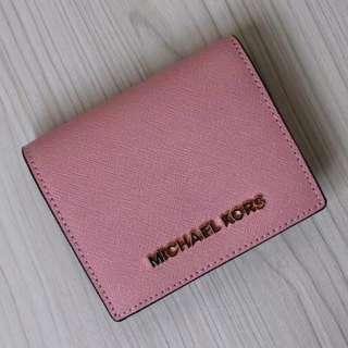 MK短錢包