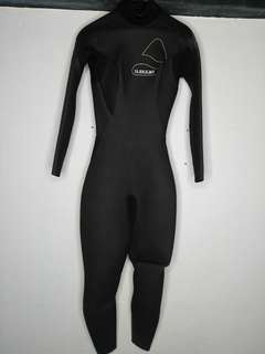 Wetsuit for women
