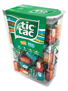 Tic Tac Mini Boxes 228g LTD Edition