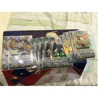 Vanguard V Cards For Sale