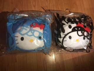 McDonald Taiwan Hello Kitty Plushies