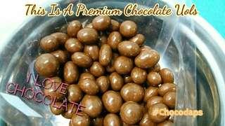Chocodap's premium chocolate