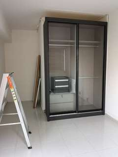 Customade sliding wardrobe