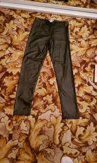 Supre Faux Leather Tights