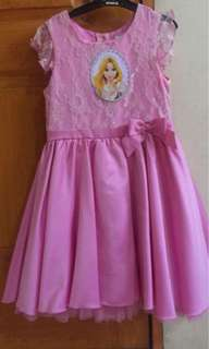 Disney Rapunzel Dress