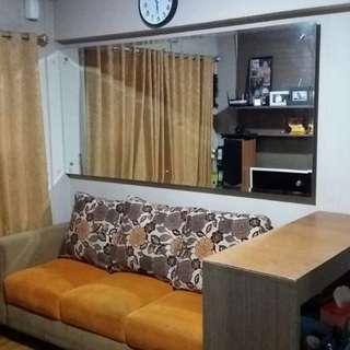Unit Harian Terbaik Di Apartemen Sentra Timur Residence 2BR full Furnish