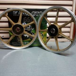 rim GTO 7 batang