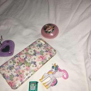 I6S+ 手機殼 仙女雛菊🌼