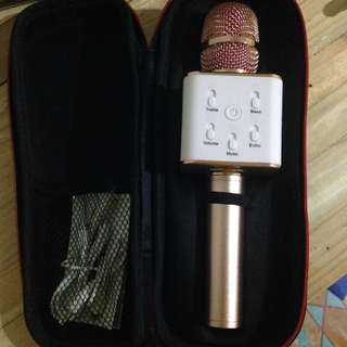 Wireless Microphone and HIFI Speaker
